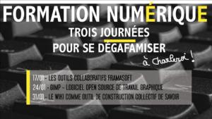 3 journées pour se dégafamiser @ Université du Travail de Charleroi  | Charleroi | Wallonie | Belgique