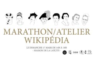 Atelier/marathon Wikipédia - Mais où sont les Femmes? @ Maison de la Laïcité | Charleroi | Wallonie | Belgique