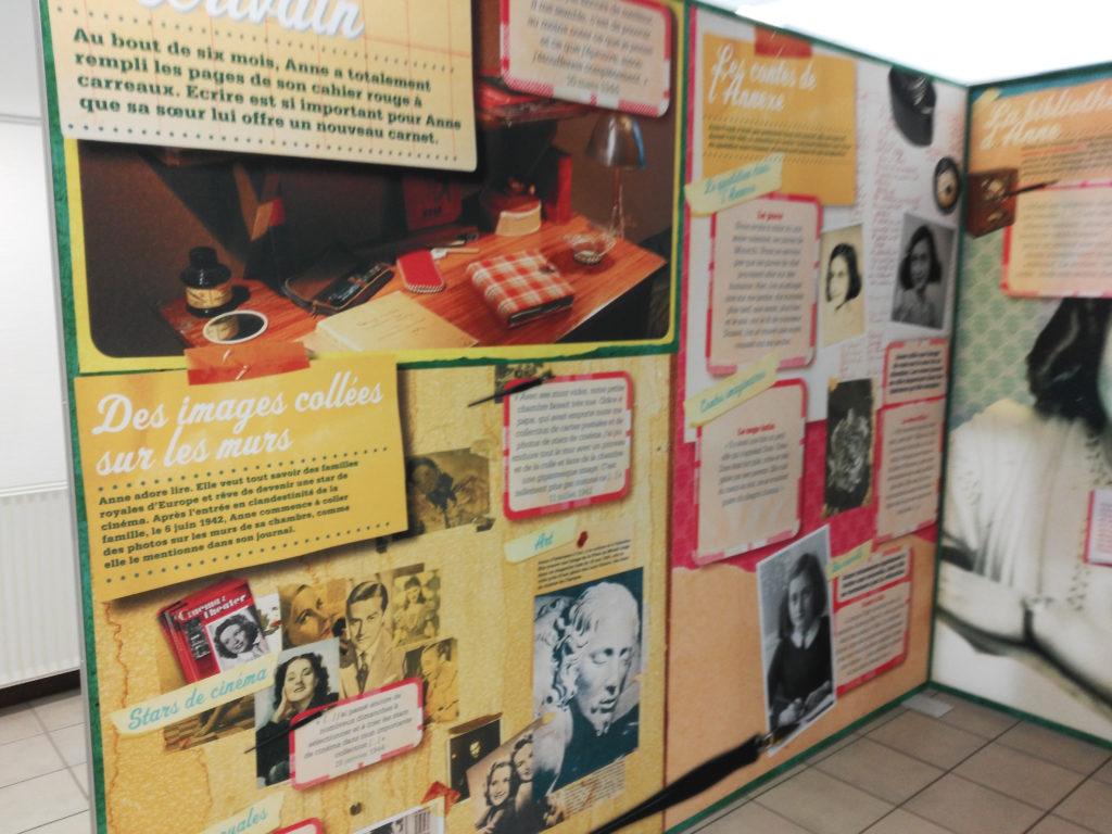 4f00cb5cf89 Cette exposition vous propose également de découvrir les livres auxquels  s intéressait Anne et qui les lui procurait quand elle vivait cachée.